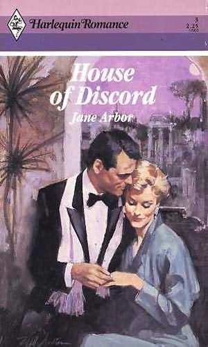 book cover of House Of Discord