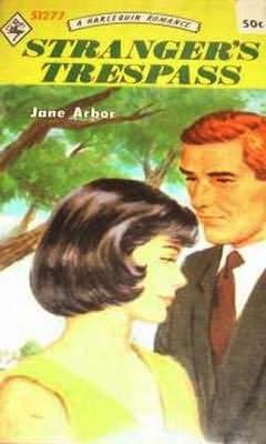 book cover of Stranger\'s Trespass