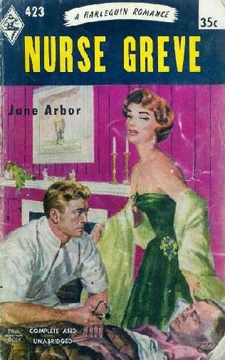 book cover of City Nurse