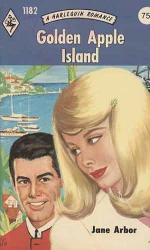 book cover of Golden Apple Island