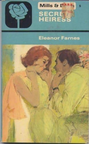 book cover of Secret Heiress