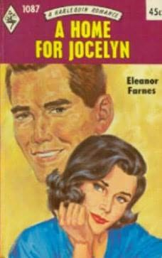 book cover of A Home for Jocelyn