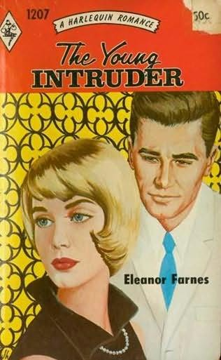book cover of The Young Intruder