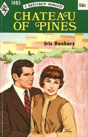 book cover of Chateau of Pines
