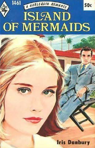 book cover of Island of Mermaids