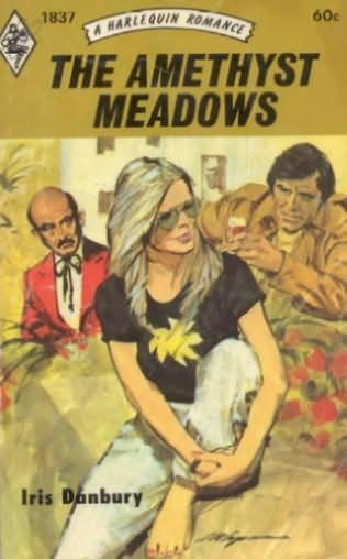 book cover of Amethyst Meadows