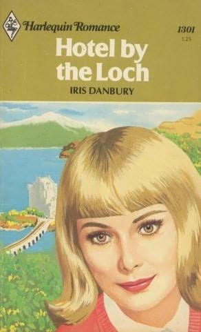 book cover of Hotel By the Loch