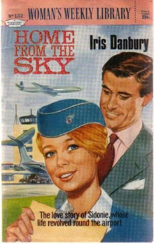 book cover of Home from the sky