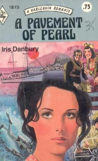 book cover of A Pavement of Pearl