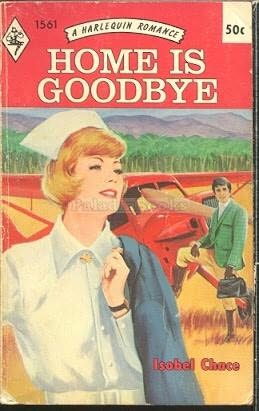 book cover of Home Is Goodbye