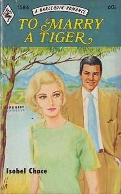 book cover of To Marry a Tiger
