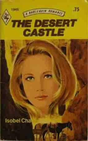 book cover of The Desert Castle