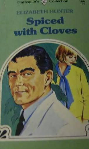 book cover of Spiced with Cloves