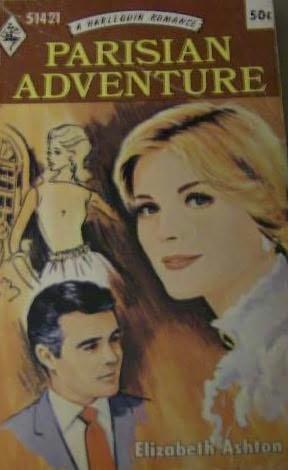 book cover of Parisian Adventure