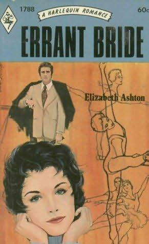 book cover of Errant Bride
