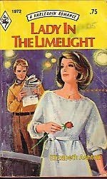 book cover of Lady in the Limelight