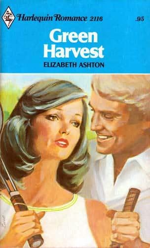 book cover of Green Harvest