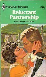 book cover of Reluctant Partnership