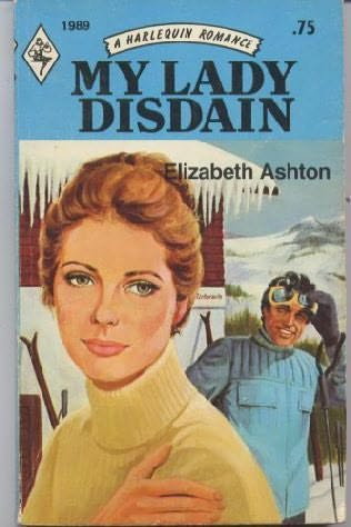 book cover of My Lady Disdain