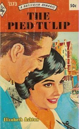 book cover of The Pied Tulip