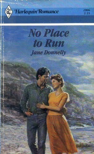 book cover of No Place to Run