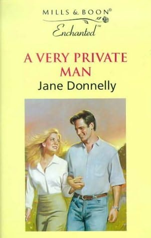 book cover of A Very Private Man
