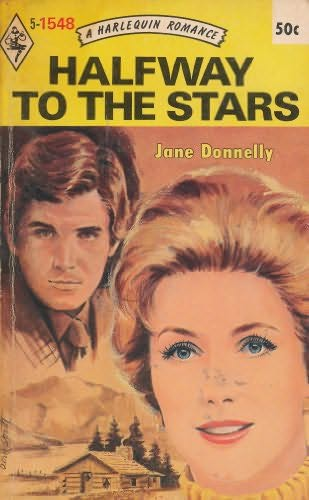 book cover of Half Way to the Stars