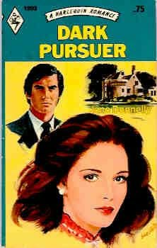 book cover of Dark Pursuer