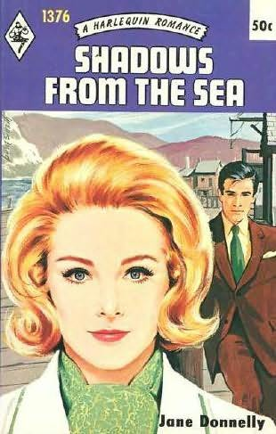 book cover of Shadows from the Sea