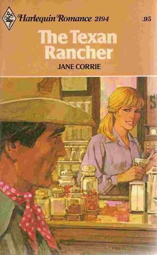 book cover of The Texan Rancher
