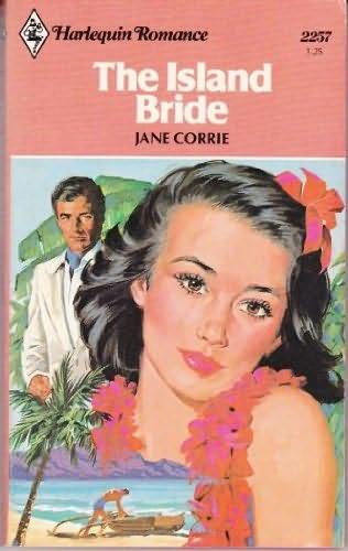 book cover of The Island Bride