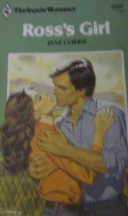 book cover of Ross\' Girl