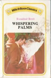 book cover of Whispering Palms