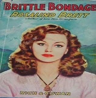 book cover of Brittle Bondage