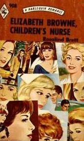 book cover of Elizabeth Browne, Children\'s Nurse