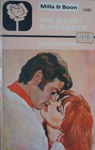 book cover of The Sweet Surrender