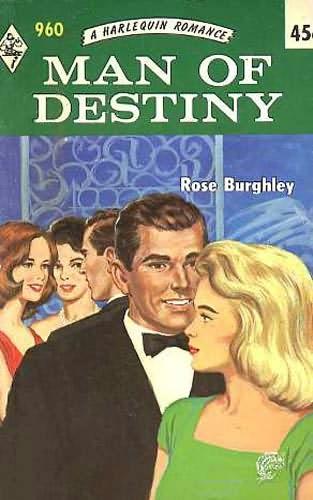 book cover of Man of Destiny