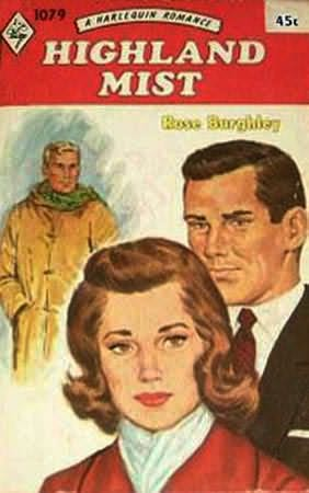 book cover of Highland Mist
