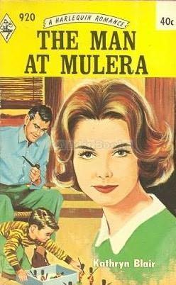 book cover of Man at Mulera
