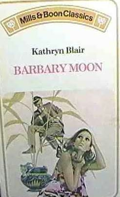 book cover of Barbary Moon