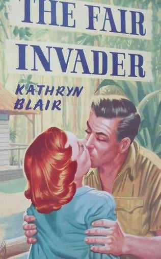 book cover of The Fair Invader