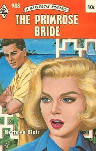 book cover of The Primrose Bride