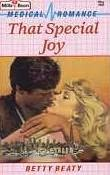 book cover of That Special Joy
