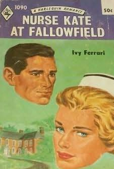 book cover of Nurse Kate At Fallowfield