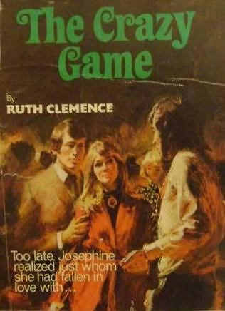 book cover of The Crazy Game
