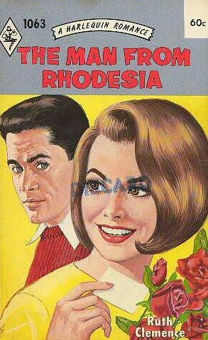 book cover of The man from Rhodesia