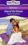 book cover of Man of the House