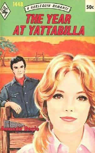 book cover of The Year at Yattabilla