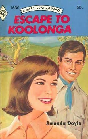 book cover of Escape to Koolonga