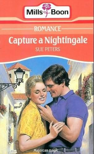 book cover of Capture a Nightingale